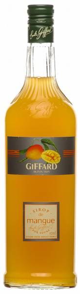 Giffard Sirup Mango 1 Liter