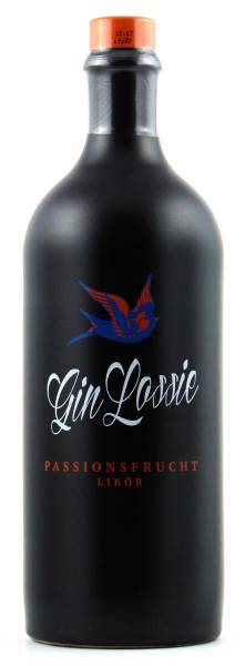 Gin Lossie Passionsfrucht Gin-Likör 0,7 Liter