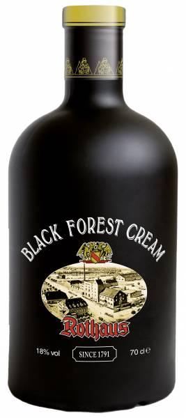 Rothaus Black Forest Cream Whisky-Likör 0,7 Liter