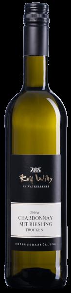 Rolf Willy Chardonnay mit Riesling trocken 0,75 Liter