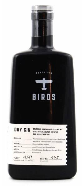 BIRDS Dry Gin 0,5l