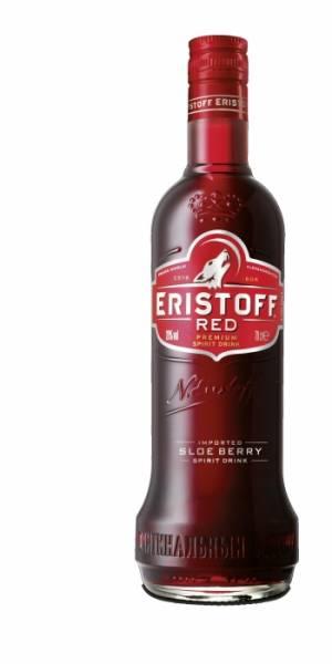 Roter Eristoff 0,7 Liter