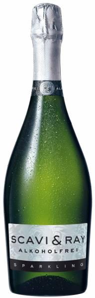 Scavi & Ray Sparkling Alkoholfrei 0,75 Liter