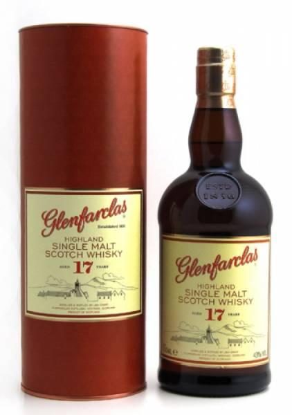 Glenfarclas 17 Jahre 0,7 Liter