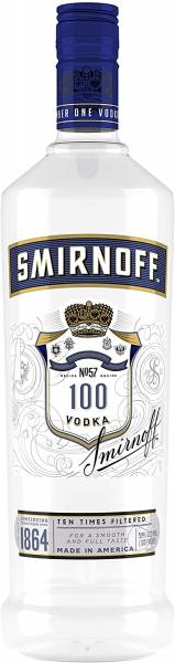 Smirnoff Vodka Blue Label 1 Liter