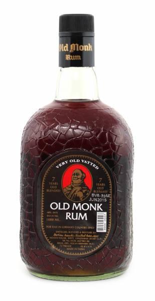 Old Monk Rum 1 Liter