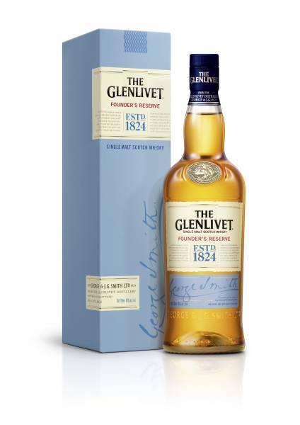 Glenlivet Founder´s Reserve 0,7 Liter