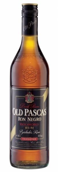 Old Pascas Barbados Dark Rum 0,7 Liter