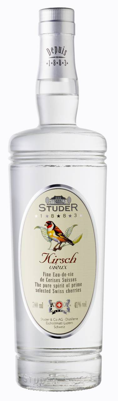Studer Kirsch Vieux 0,7 Liter