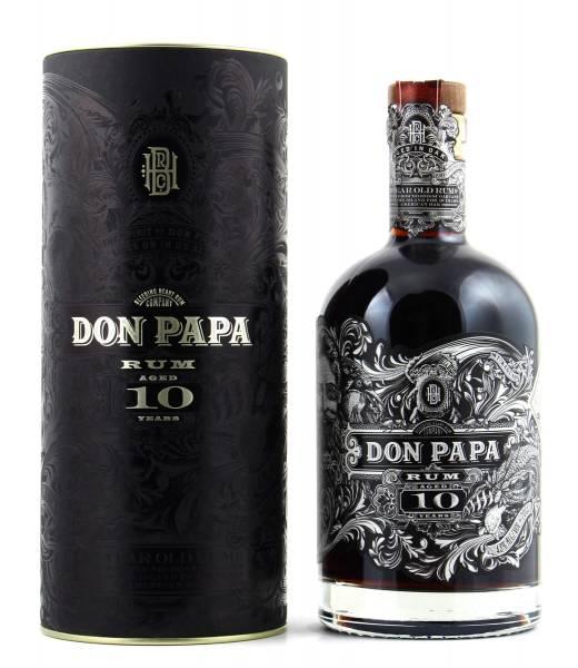 Don Papa Rum 10 Jahre 43% 0,7l