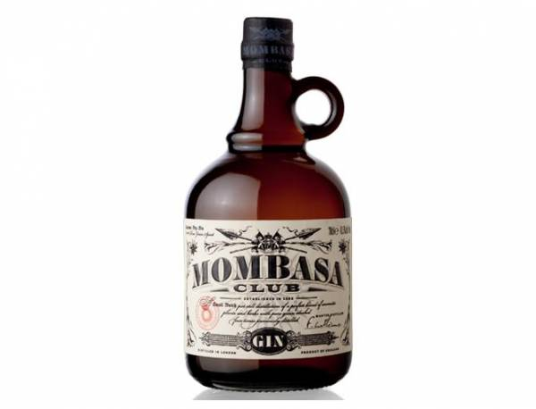 Mombasa Club London Dry Gin 0,7 Liter