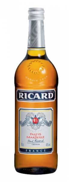 Ricard Pastis Anis 0,7 Liter
