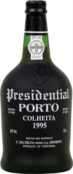 Presidential Porto Colheita 1995 Portwein 0,75l in Holzkiste