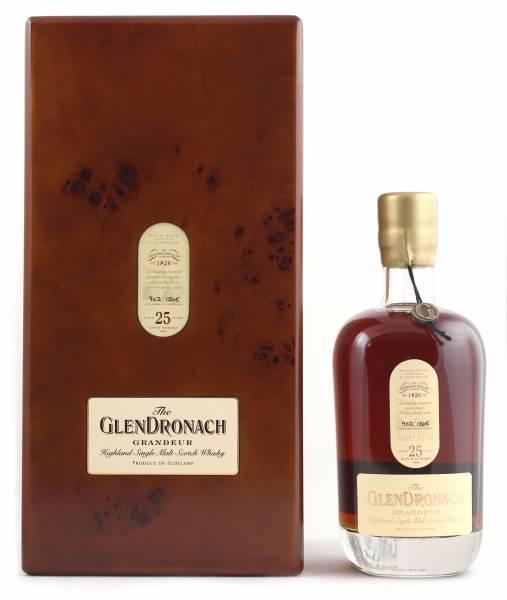 GlenDronach Grandeur 25 Jahre Batch 8 0,7l