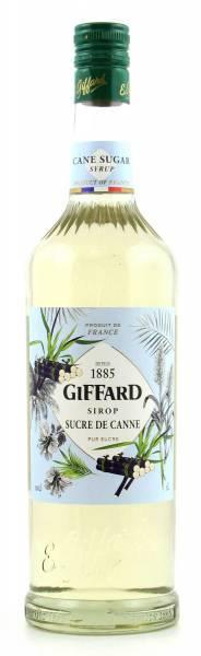 Giffard Sirup Rohrzucker 1 Liter