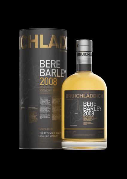 Bruichladdich Bere Barley 2008 50% 0,7 Liter