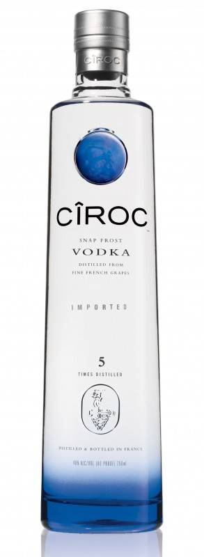 Ciroc Wodka 0,7 Liter