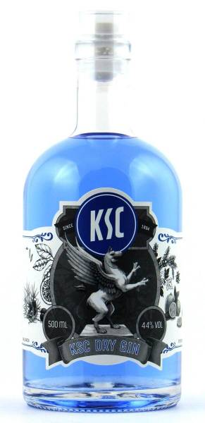 KSC Dry Gin Breaks Gin 0,5l
