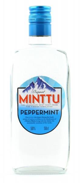 Minttu Peppermint Pfefferminzlikör 50 0,5l
