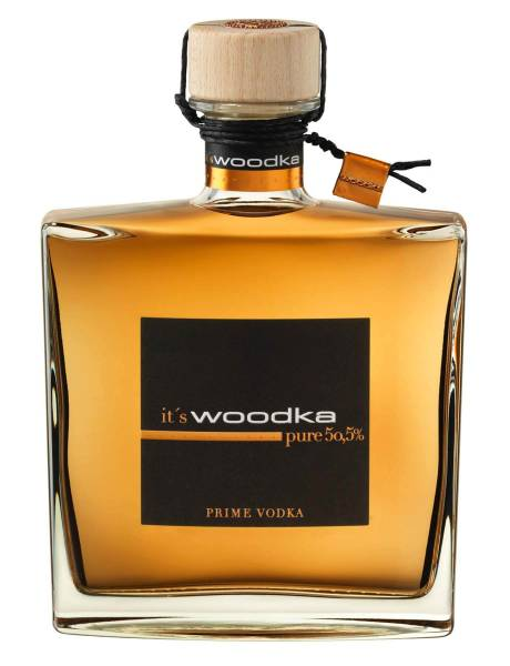 Scheibel it`s woodka 0,7 Liter