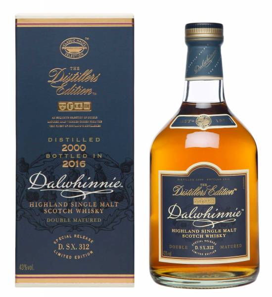 Dalwhinnie Destillers Edition 0,7 Liter