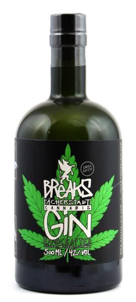 Breaks Cannabis Gin 0,5l