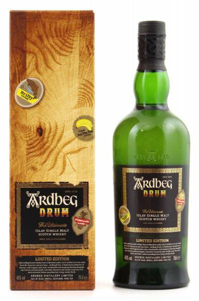 Ardbeg Drum Single Malt Whisky 0,7l