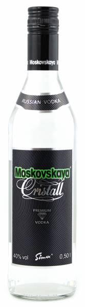 Moskovskaya Cristall 0,5 Liter