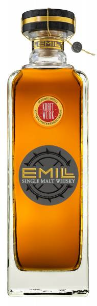 EMILL Whisky Kraftwerk 0,7 Liter