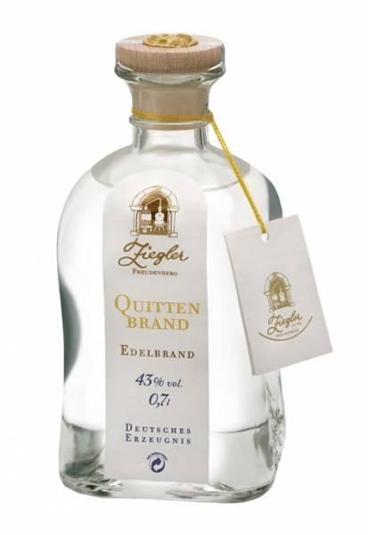 Ziegler Quittenbrand 0,7 Liter