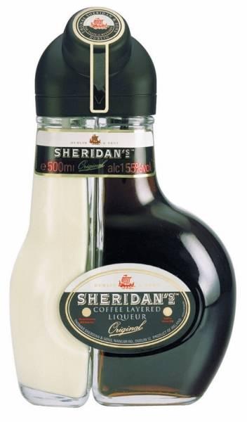 Sheridan's Double Cream 0,5 Liter
