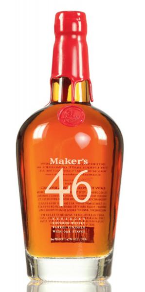 Maker's Mark 46 Kentucky Bourbon Whisky 0,7 Liter