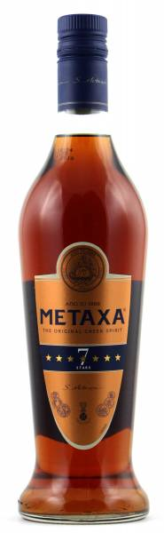 Metaxa 7 Sterne 0,7 Liter