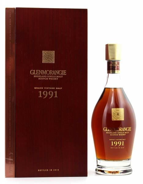 Glenmorangie Grand Vintage 1991 0,7l