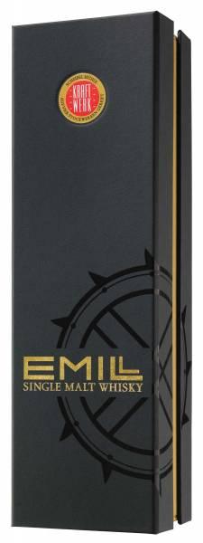 EMILL Whisky Kraftwerk - Geschenkhülle für 0,7