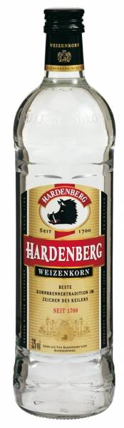 Hardenberg Weizenkorn 1 Liter