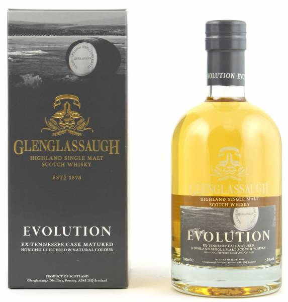 Glenglassaugh Evolution 0,7 Liter