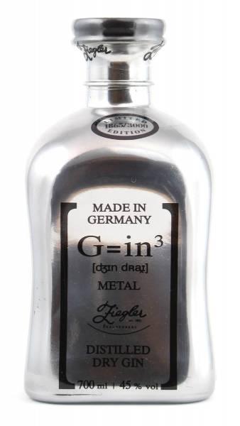 Ziegler Gin Classic Metal 0,7l