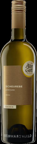 Alde Gott Scheurebe Spätlese 0,75l