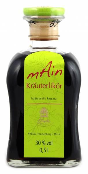 Ziegler mAin Kräuterlikör 0,5l