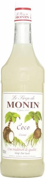 Monin Cocos Sirup 1 Liter