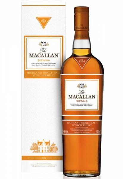 Macallan Sienna 0,7 Liter