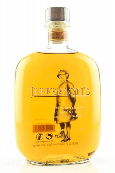 Jefferson's Very Small Batch Bourbon Whiskey 0,7l