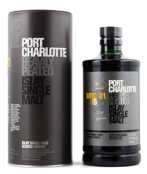 Port Charlotte MRC: 01 2010 Heavily Peated 0,7l