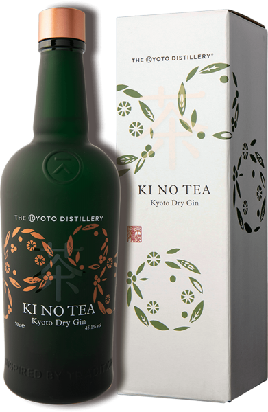 KI NO TEA Kyoto Dry Gin 0,7 Liter