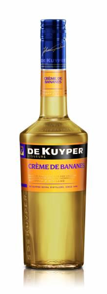 De Kuyper Creme de Bananas 0,7 Liter
