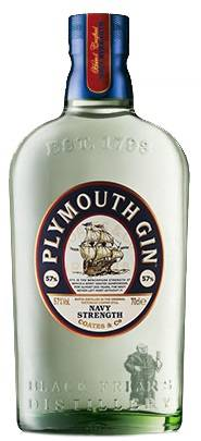 Plymouth Gin Navy Strength 0,7 Liter