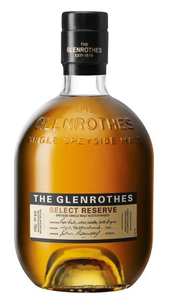 Glenrothes Select Reserve 0,7 Liter
