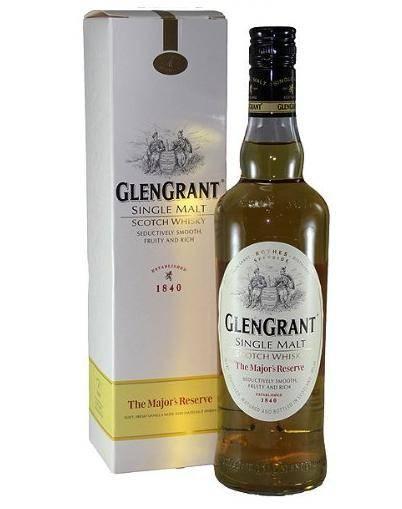 Glen Grant Single Malt 0,7 Liter