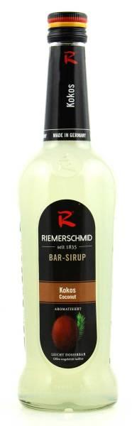 Riemerschmid Bar Sirup Kokos 0,7 Liter